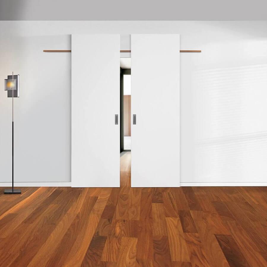 Schiebetür minimalistisches Design